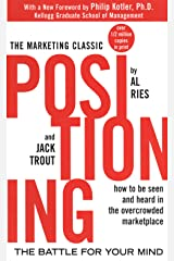 Positioning: The Battle for Your Mind Kindle Edition