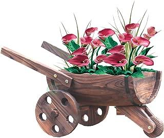 Wheelbarrow Barrel Planter
