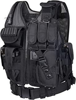 GZ XINXING S - 4XL 100% Full Refund Assurance Tactical Airsoft Paintball Vest