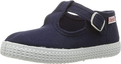 Cienta 51000 T-Strap Fashion Sneaker (Infant/Toddler/Little Kid)