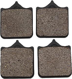 Cyleto - Pastillas de freno delanteras para 990 Supermoto T SM-T 2009 2010 2011 2012 2013 2014 / 990 Supermoto R SM-R 2008 2009