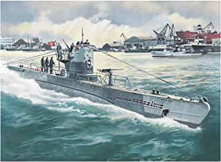 Amazon.es: maquetas de submarinos - ICM