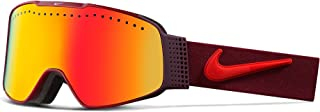 Nike Fade Team Goggles, Red/Bright Crimson