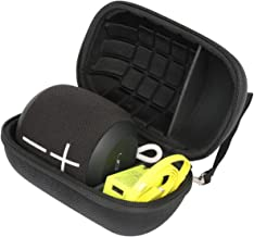Para Ultimate Ears UE Wonderboom - Altavoz inalámbrico Bluetooth EVA Duro Viaje Estuche Bolso Funda por Khanka