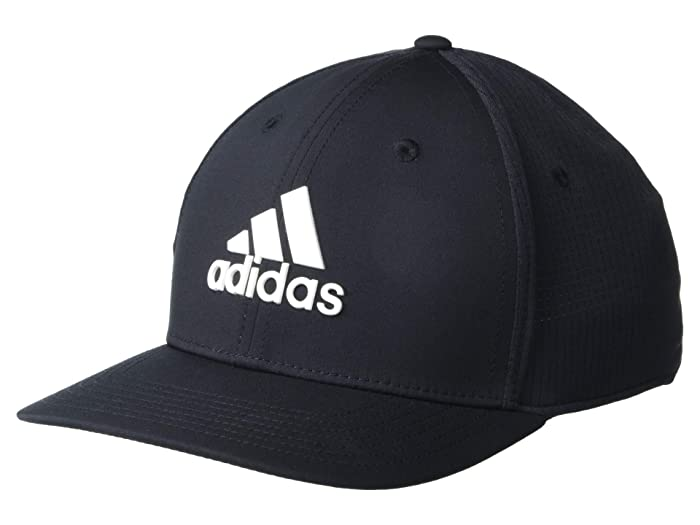 adidas Golf Tour Hat (Black/White) Caps