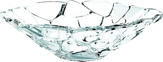 """Nachtmann - The Life Style Divison of Riedel Glass Works, Clear, 13"""" Bowl"""