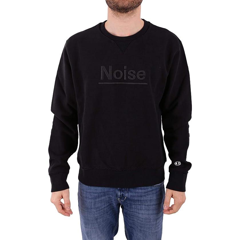 下着医療のモニターChampion X Wood Wood メンズ 211879KK001 ブラック コットン 帽衫