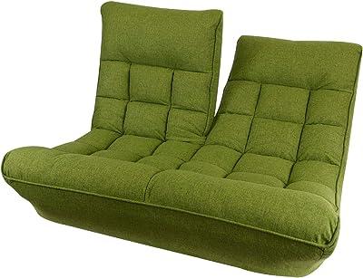 ネクスト(Next) ソファ グリーン サイズ:幅115奥行81高さ73座面高30cm