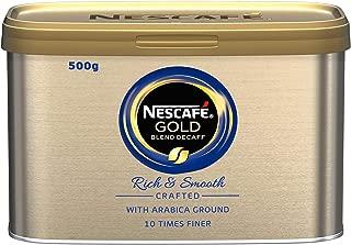Nescafe Gold Blend Gold Blend Decaff 500G - Pack Of 6