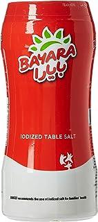 Bayara Iodized Table Salt 700G Bottle