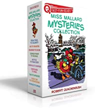 Miss Mallard Mysteries Collection: Texas Trail to Calamity; Dig to Disaster; Stairway to Doom; Express Train to Trouble; Bicycle to Treachery; Gondola ... Car to Catastrophe; Dogsled to Dread (QUIX)