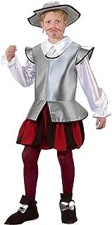 Nines d'Onil Export D7813 - Disfraz de caballero, para 7 - 9 años