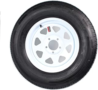 Kenda Loadstar Karrier 205/75R15 w/Wheel (32395)
