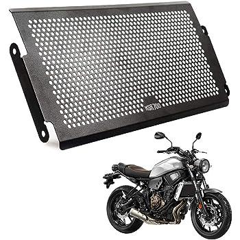 XSR700 Accessoires Moto en Acier Inoxydable Grille de Protection Grille de Radiateur Radiator Guard pour Yamaha XSR 700 2013 2014 2015 2016 2017