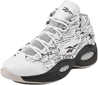 Reebok V69765 Men QUESTION MID Misunderstood Sneakers White Coal Sand Stone a46048cd8