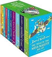 The World of David Walliams - The Terrific Ten! Mega-Massive 10 Books Collection Box Set