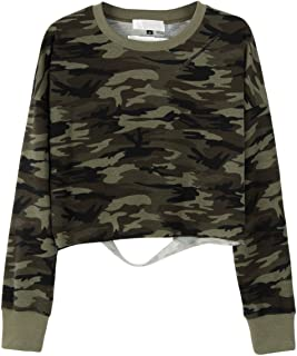 Best blue camo cropped jumper Reviews