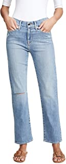 Good American Women's Good Straight Jeans