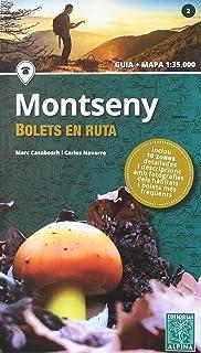Montseny. Bolets en ruta 1: 35.000