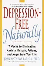 depression free naturally book