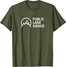 public lands shirt