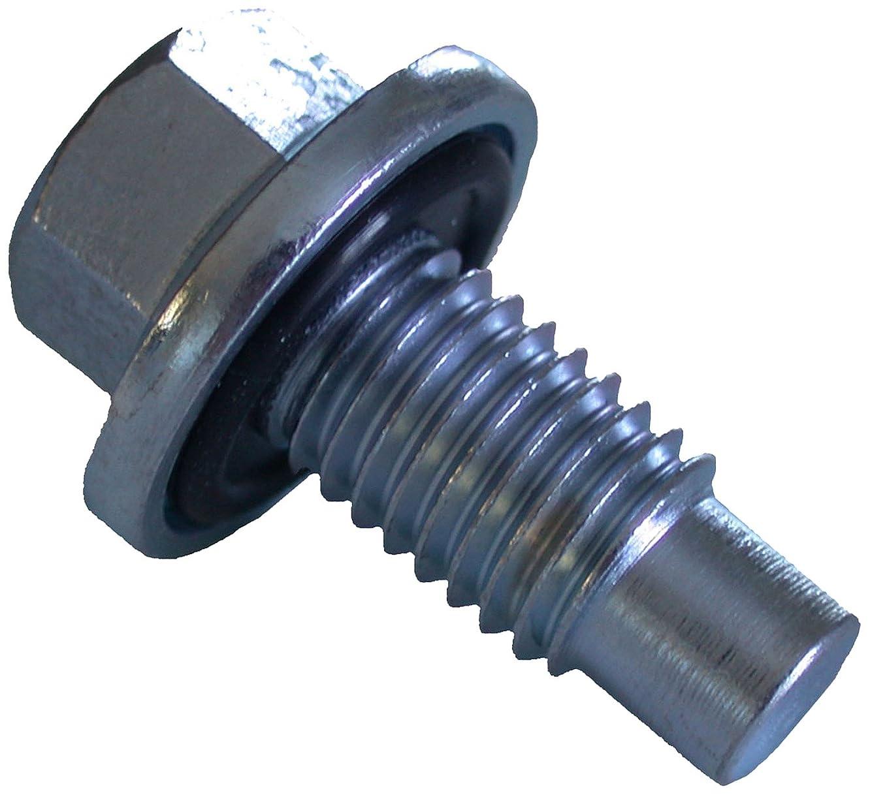Needa Parts 653076 M12-1.75 Oil Drain Plug for GM