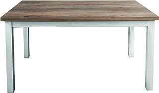 Tavolo Color Ciliegio Allungabile.Dover 43 Allungabile Fino A 180 Cm 6 8 Posti Dimensioni Lxaxp