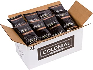 European Style Pre-Measured 2.5 OZ Ground Coffee Fraction Packs, 32 Pouches/box, Dark Roast, For Drip Coffee Makers
