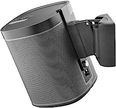Cavus Wall Mount Sonos Play 1 - Wall Bracket Suitable for Sonos Play 1 - CMP1B - Black