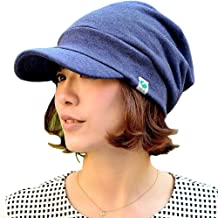 Nakota(ナコタ) スウェット キャスケット 帽子 春夏 帽子 ゆったり被れる大きめサイズで自慢のシルエット美人になれる帽子。UV・小顔効果もアリ メンズ レディース 大きい 深い メンズ レディース