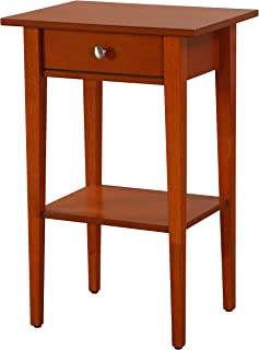 Glory Furniture Dalton , Oak Nightstand, SIDE TABLE 28