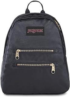 Half Pint 2 FX Mini Backpack - Perfect Lightweight Daypack, Deep Grey Gold Premium Poly