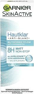 Garnier Skin Clear Anti-Glare Matte Care Face Cream / Day Cream for 8 Hours Non-Stop Matte Effect (with Airlicium & Salicy...