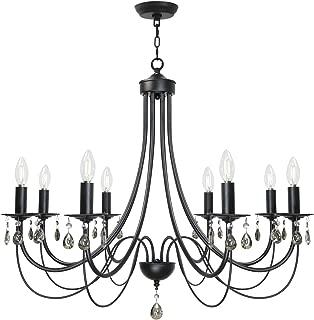 Best mid century crystal chandelier Reviews