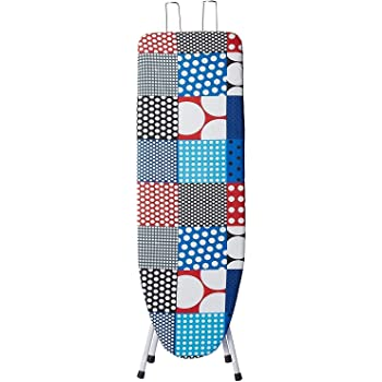 "Stylbase RBRN Large Folding Ironing Board Table 18"" X 48"" (Colour May Vary)"