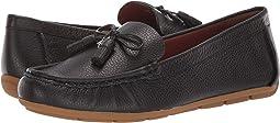 코치 미나 COH 로퍼 - 블랙 COACH Minna COH Leather Loafer,Black