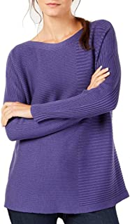 eileen fisher silk boat neck top