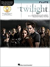 Twilight - Instrumental Folio - Flute Book and CD Package