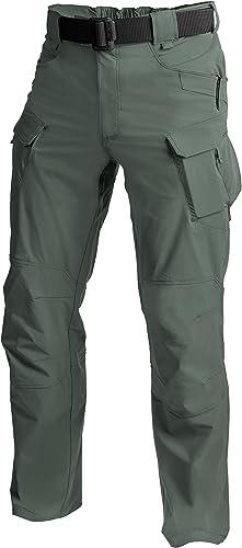 Helikon Hommes de plein air Tactique Pantalon Olive Drab taille S Long