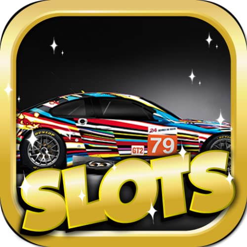 Charlestown Races And Slots : Cars Roll Edition - Best Free Slots Game With Las Vegas Casino Slots Machines For Kindle! New Game!