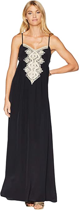 Kelsea Silk Maxi Dress