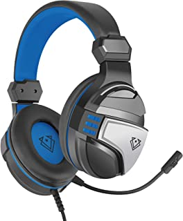 Vertux Wired Gaming Headphone, Over-Ear Surround Sound Multi-Platform Gaming Headset with 3.5mm Audio Jack,Adjustable Nois...