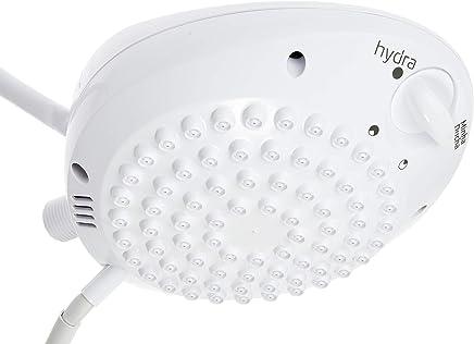 Hydra DPMD.4.622BR, Minha Ducha Multitemperatura 4T, 6200W, 220V, Branco