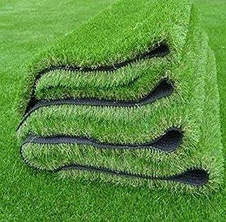 Kuber Industries 35mm High Density Artificial Grass Carpet Mat for Balcony, Lawn, Door(3 x 5 Feet)