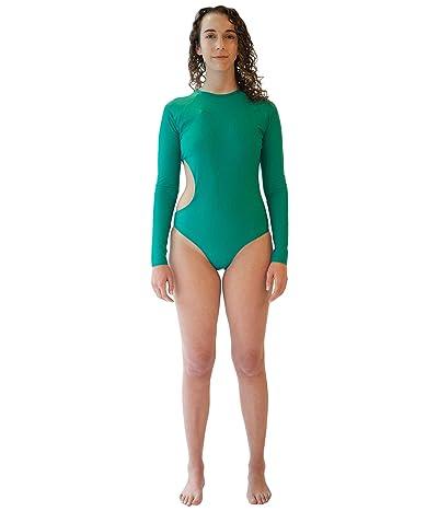 MIGA Swimwear Anna Long Sleeve One-Piece