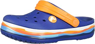 crocs Unisex Kid's Blue Jean Clogs-C10 (205697-4GX)