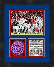 Frames by Mail Washington Nationals World Series 2019