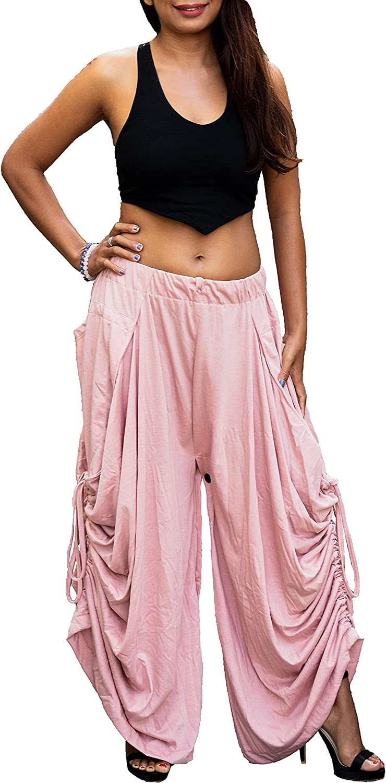 Thaluta Mesa Mall Women's Palazzo Pants Wide Lounge S Leg Maxi Discount mail order Convertible
