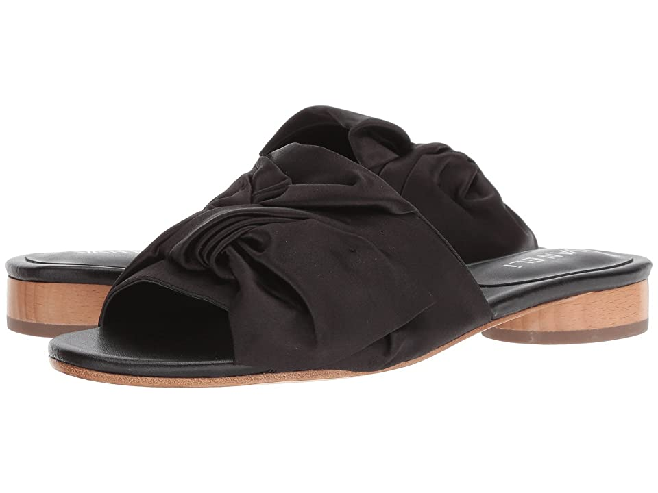 Vaneli Brede (Black Satin) Women