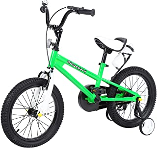 Yonntech Bicicleta Infantil 16 Pulgadas Bicicleta para niñ
